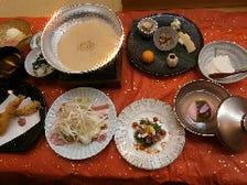 自由なスタイルの京料理