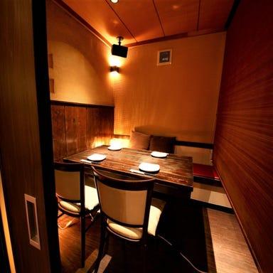 隠れ家個室 肉チーズバル Carvino カルヴィーノ 静岡店 店内の画像