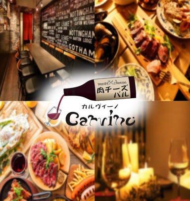 隠れ家個室 肉チーズバル Carvino カルヴィーノ 静岡店 コースの画像