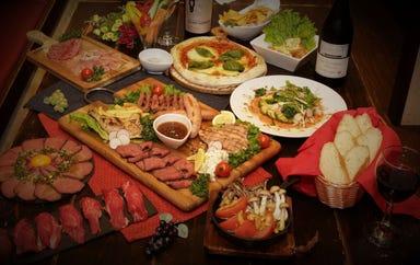 隠れ家個室 肉チーズバル Carvino カルヴィーノ 静岡店 メニューの画像