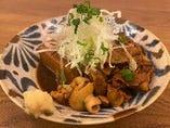 島袋さんちの肉豆腐