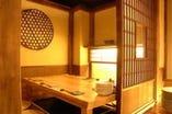 ◆人気の個室◆2~30名様までゆったりとおくつろぎ下さい。