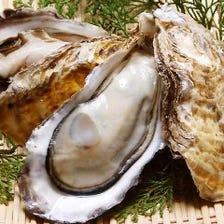 全国各地の旬の極上生牡蠣