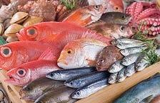 季節によって天然地魚入荷!