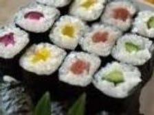 巻寿司もいろいろ