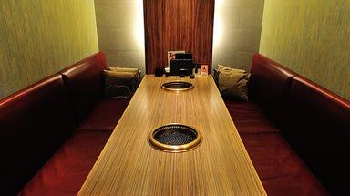 焼肉 喜久安  店内の画像