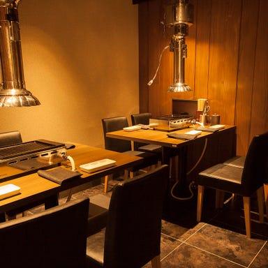 和牛焼肉食べ放題 肉屋の台所 新宿店  店内の画像