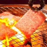 焼肉食べ放題宴会コース90分3480円~。口の中でとろける絶品お肉