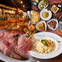 シュラスコ肉酒場 ミートハウス 上野駅店
