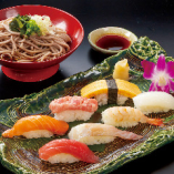 寿司ランチ 税込1000円ランチ!