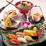寿司定食「汐風」