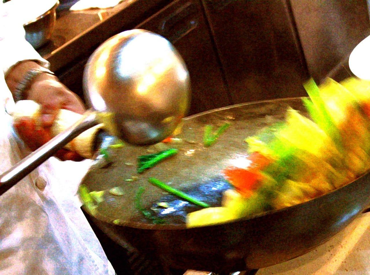 本場タイのシェフが作る本格的なタイ料理