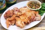 鶏肉のグリル(ガイ・ヤーン)