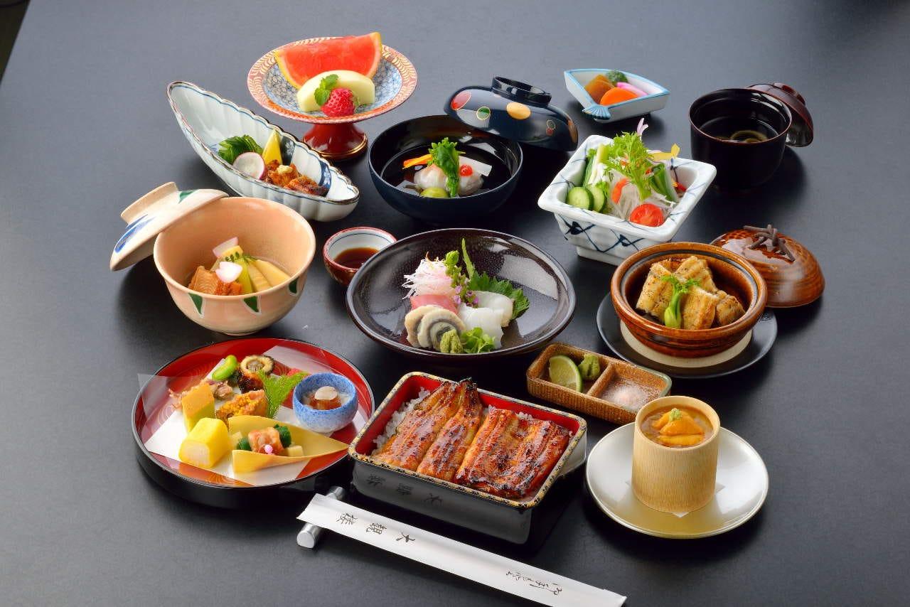 会席料理 福  11,000円 ( kaiseki meal   ¥11,000)