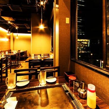 鉄板和牛酒場 りんあんの焼肉屋さん 品川店 店内の画像