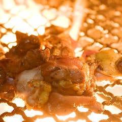 【1日限定30食】地鶏もも焼き