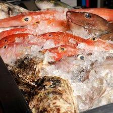 築地直送鮮魚や全国津々浦々のお魚達