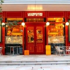 LES ROSIERS BISTROT DE L'OIE 京橋店