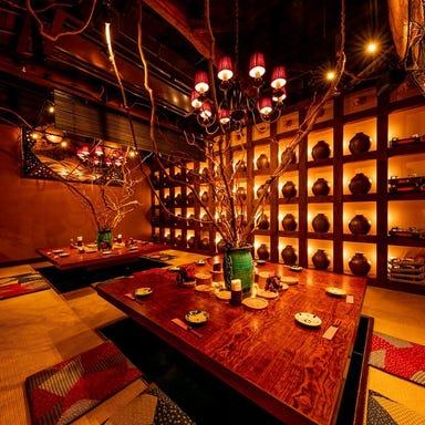 沖縄肉酒場 ぬちぐすい 浅草  店内の画像