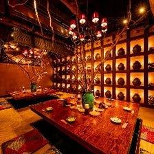 浅草の古民家。癒しの個室あります。