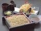 揚げたての天ぷらと手打ち蕎麦