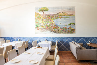 Pizzeria L'alba di napoli ~ラルバディナポリ~  店内の画像