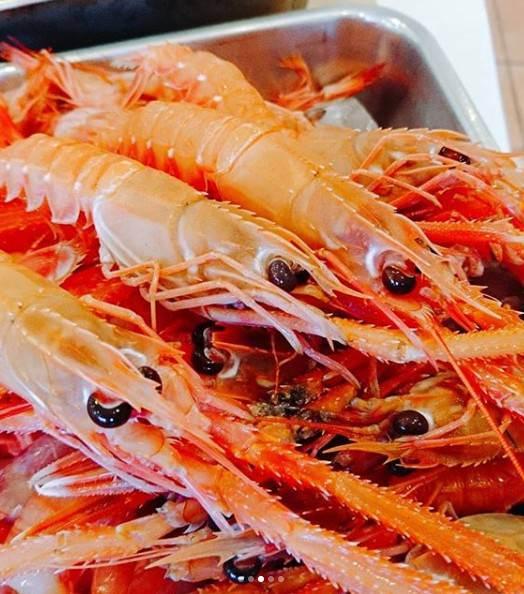沼津港で水揚げされた新鮮魚介の逸品
