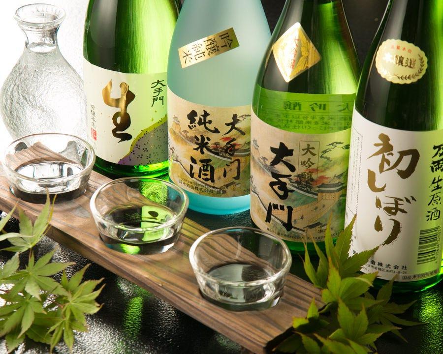 地産地消 岩槻とのつながりの日本酒