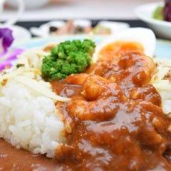 野菜食べ放題ランチ フローラ