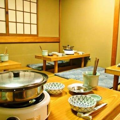 ふぐ料理ぼて 横浜関内店 店内の画像