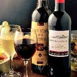 お料理と相性ピッタリなお酒を世界各国から【-】