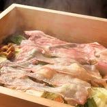 鹿児島産黒豚と季節のお野菜セット