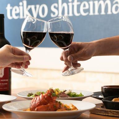 ワインとオマール海老の店 UOMO  こだわりの画像