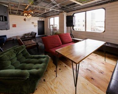 sun rock cafe  店内の画像