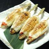 笹かま柚子胡椒