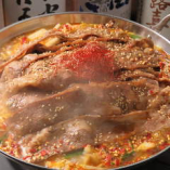 炙り牛のしびれ鍋(通年)