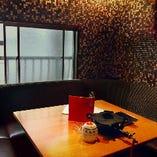 大事な日のご宴会におすすめ!VIP感溢れる個室