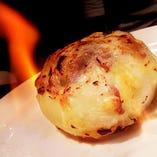 炎の焼きタマネギ チーズ