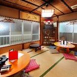 【2F】古民家風個室