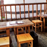 【3F】ビアガーデンに最適なテラス席