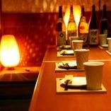 少人数向けのテーブル席も人気♪歓送迎会・下見・飲み会・誕生日会・女子会にも♪