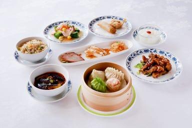 横浜中華街 重慶茶樓 食べ放題  コースの画像