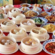 【平日限定!70種最安値】人気の海老マヨや春巻、四川料理の麻婆豆腐なども堪能できるオーダー式バイキング