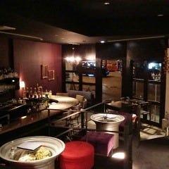 Bar pretty vacant