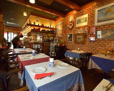 スペイン料理 カラ カルメン  店内の画像