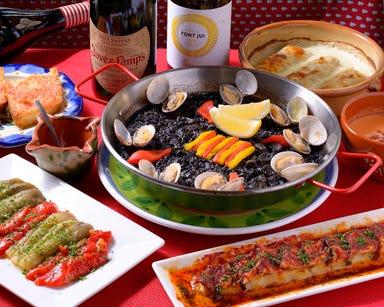 スペイン料理 カラ カルメン  こだわりの画像