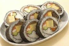 丸万寿司特製上太巻き