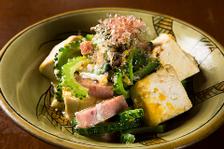 沖縄から直送食材で沖縄の味7種。