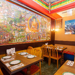 ネパール&チベット料理 レッサムフィリリ