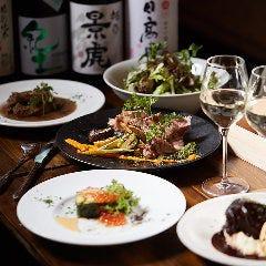 日本酒バル Tokoshie